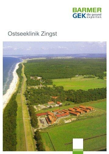 Ostseeklinik Zingst - Barmer GEK
