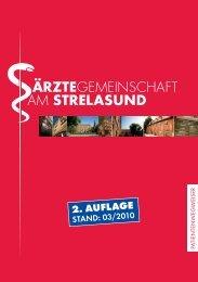 2. AUFLAGE - Ärztegemeinschaft am Strelasund