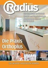 Die Praxis Orthoplus - Mediaradius