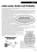 AKTION 50/50 BahnCard für die Hälfte – Für ALLE Studierenden! - Seite 3