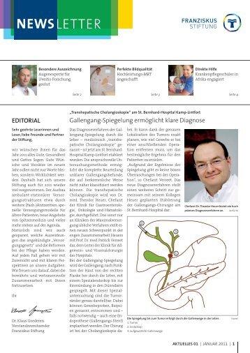 NEWS - St. Franziskus Stiftung