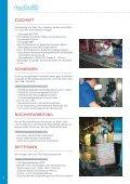 UNSERE MERKMALE - mdv Maschinenbau - Seite 6