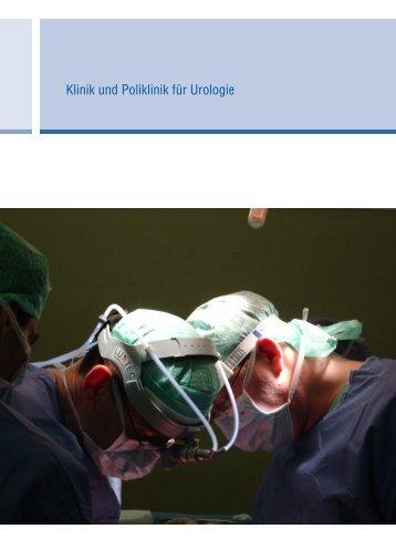 Klinik und Poliklinik für Urologie