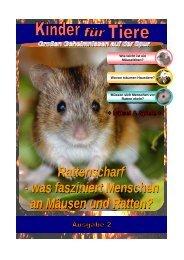 Ratten Angeln Eiswürfel - AG gegen Tierversuche