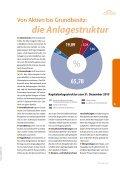 Gesamtaufwand für Versorgungsleistungen 2010 - Ärzteversorgung ... - Seite 5