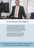 Dr. Rolf Michels - Laufenberg Michels und Partner - Seite 3