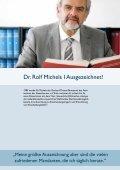 Dr. Rolf Michels - Laufenberg Michels und Partner - Seite 4