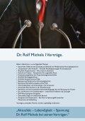 Dr. Rolf Michels - Laufenberg Michels und Partner - Seite 7