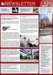 nEwSLETTER - Medizinische Fakultät Mannheim - Universität ...
