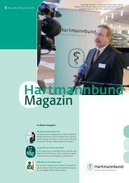 (Wieder)Einstieg leicht(er) - Hartmannbund