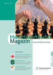 """8 Neue Zeitschrift für Medizinstudenten """"cerebellum"""" - Hartmannbund"""