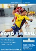 auch als PDF-Datei - SV Post Schwerin - Handball-Bundesliga - Page 7