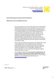 PDF (272 KB) - Arbeitskreis Lernen und Helfen in Übersee eV