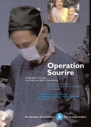 Operation Sourire - Ycare