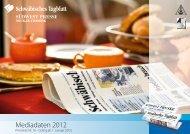 Werbung maßgeschneidert - Schwäbisches Tagblatt