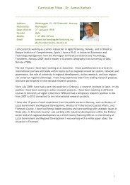 James Karlsen - Agderforskning AS