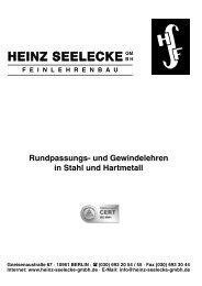 Ausgabe: April 2010 - Heinz Seelecke GmbH