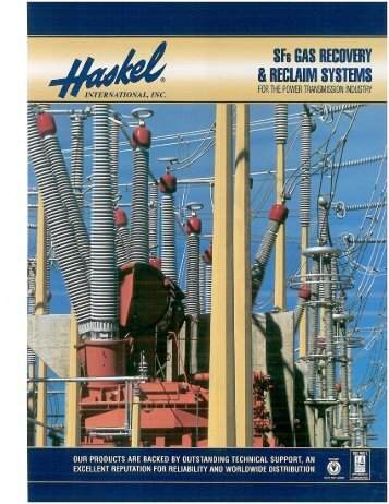 & RESIAIM SYSTEMS - High Pressure Equipment