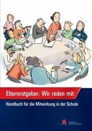 Elternratgeber: Wir reden mit - Hamburg