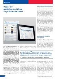 wissensmanagement - Best Practices - Zahnmedizin - Doctor 3.0 ...