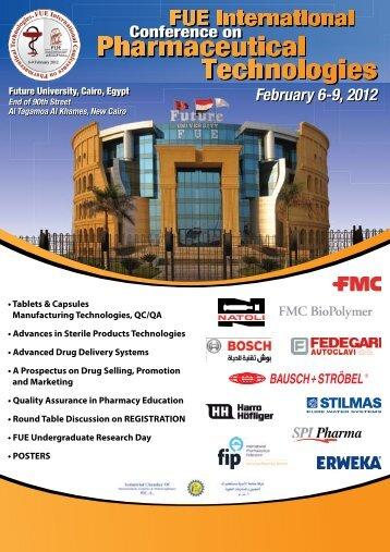 • Tablets & Capsules Manufacturing Technologies, QC/QA ...