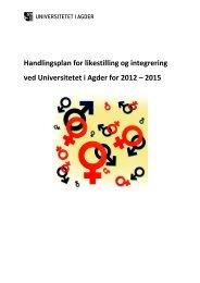 Delplan 2 Etnisitet - Universitetet i Agder