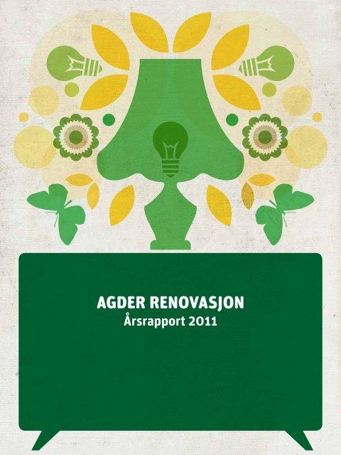 Året 2011 - Agder Renovasjon
