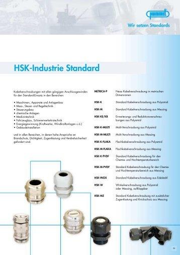 HSK-K - HUMMEL AG