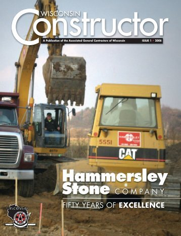 Hammersley Stone - AGC of Wisconsin