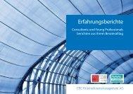 Erfahrungsberichte - CPC Unternehmensmanagement AG