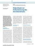 Der Pathologe - Arbeitsgemeinschaft Zervixpathologie und ... - Seite 2