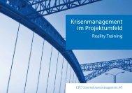 Reality Training - CPC Unternehmensmanagement AG