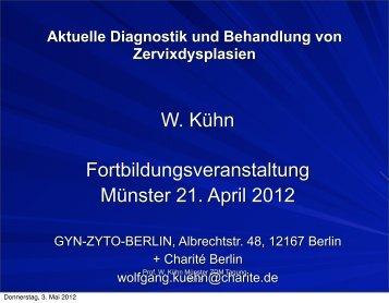 Prof. Kühn - dysplasiepraxen-muenster.de