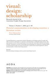Download full text - Volume 5, Number 1 : 2010 - (AGDA).