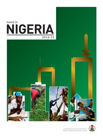 NIGERIA Invest in 2012-13 - Newsdesk Media
