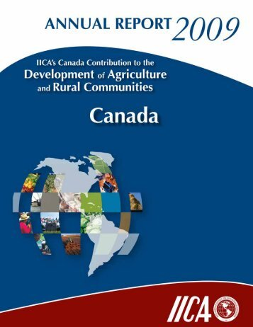 Canada's - Centro de Información Técnica del IICA