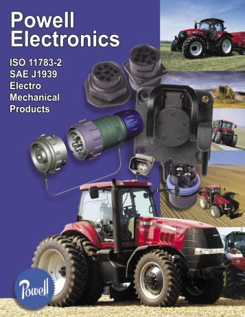 Powell ag products.indd - Powell Electronics