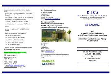 Flyer als PDF herunterladen - Kreis-AG-Interessenvertretung ...