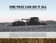 ONE PASS CAN DO IT ALL - AGCO Iron