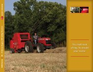 MF 2600 Series Brochure - Massey Ferguson