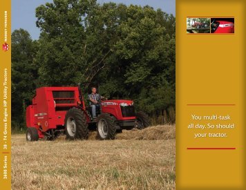 MF 2600 Series Brochure - Massey Ferguson