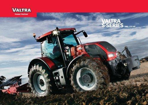 Valtra S Series Brochure - TRP