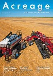 Massey Ferguson unveils new Seeding & Tillage range ... - AGCO