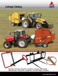 Product Sections - AGCO Parts