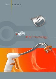Proctology - Ovesco Endoscopy AG