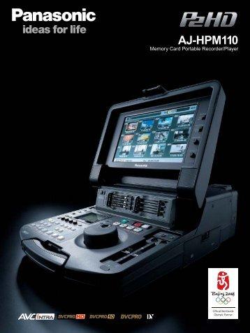 AJ-HPM110 - Panavision