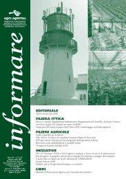 Anno XI nn. 115-116 Giugno-Luglio 2009 - AGCI Agrital