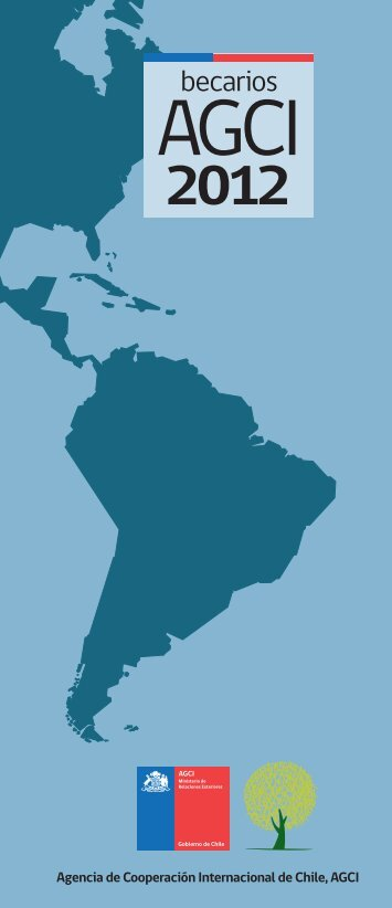 2012 - Agencia de Cooperación Internacional, AGCI