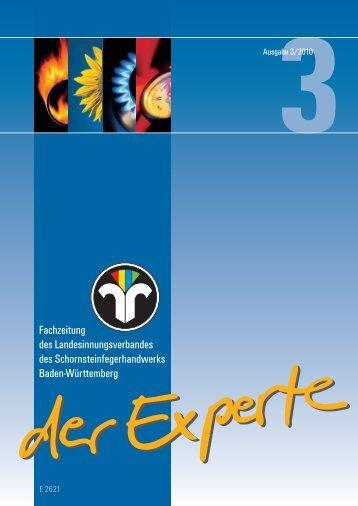 Weniger Energie – mehr Wärme - LIV Baden- Württemberg
