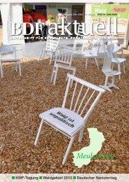 Ausgabe 07-08/2012 - Bund Deutscher Forstleute (BDF)